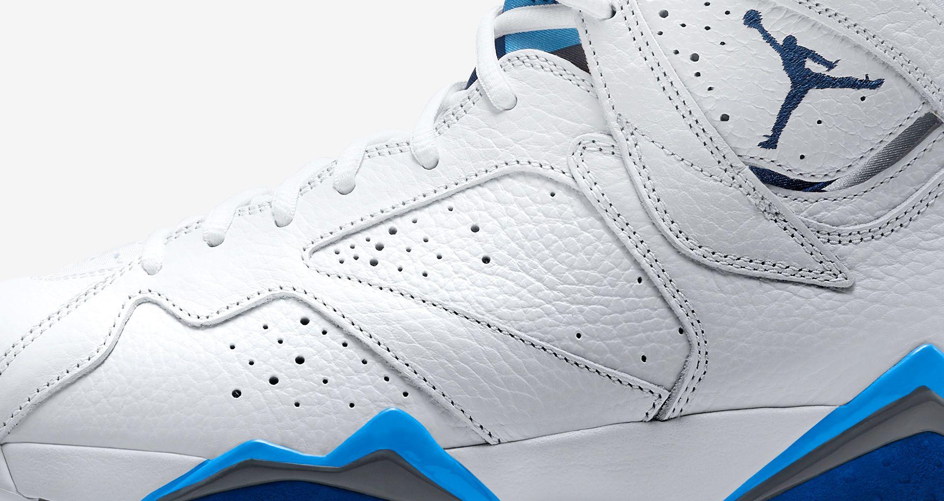76861edcd87 Air Jordan 7 Retro 'French Blue'. Nike+ SNKRS