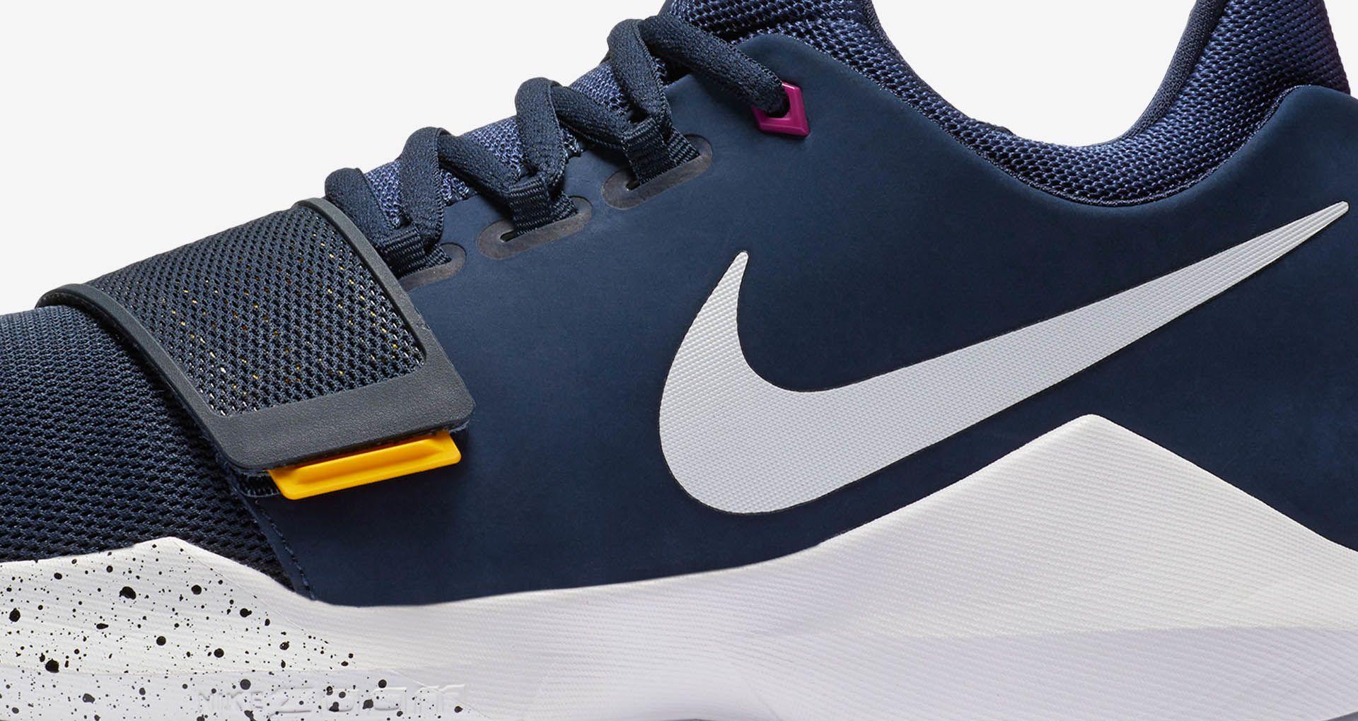 48ef36ea2555 Nike PG 1  Ferocity . Nike+ SNKRS