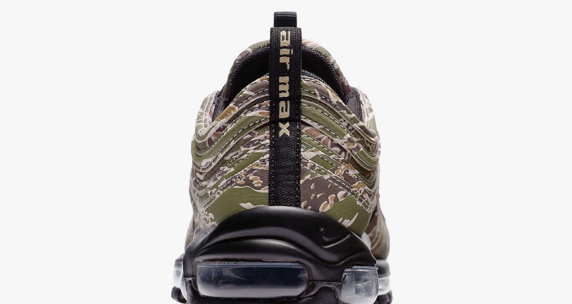 Nike Air Max 97 Premium Camo 'USA' Release Date. Nike SNKRS