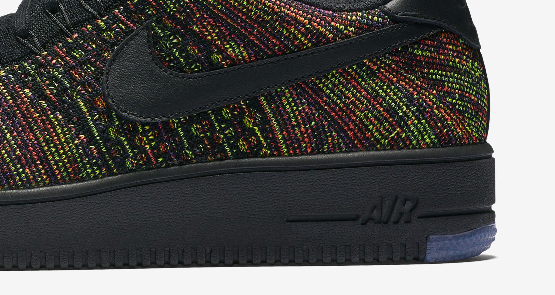 Nike Women's Air Force 1 Flyknit Low Launch Date | SNEAKER
