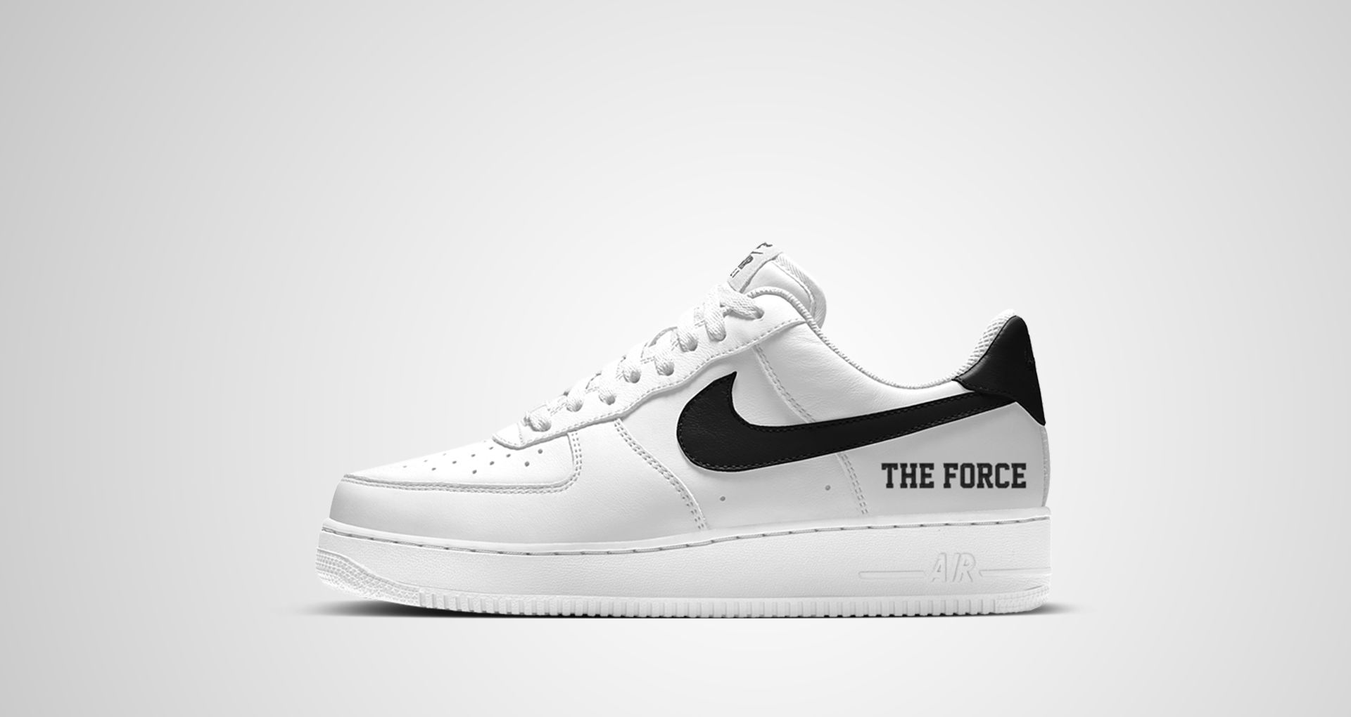 best service 4dc68 d4f38 Women's Nike Air Force 1 Low iD 'The Force is Female'. Nike ...
