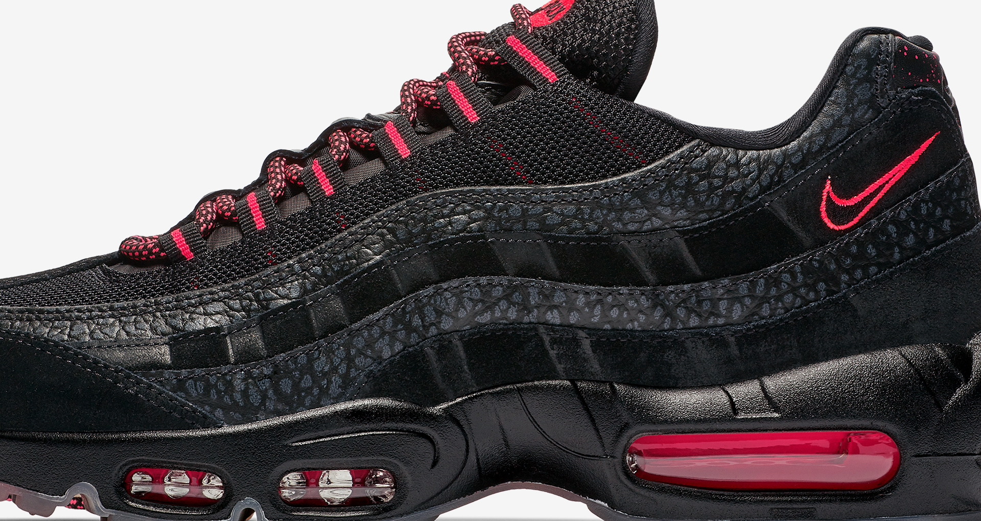 Nike Air Max 95 'Black Infrared' Release Date. Nike SNEAKRS NL