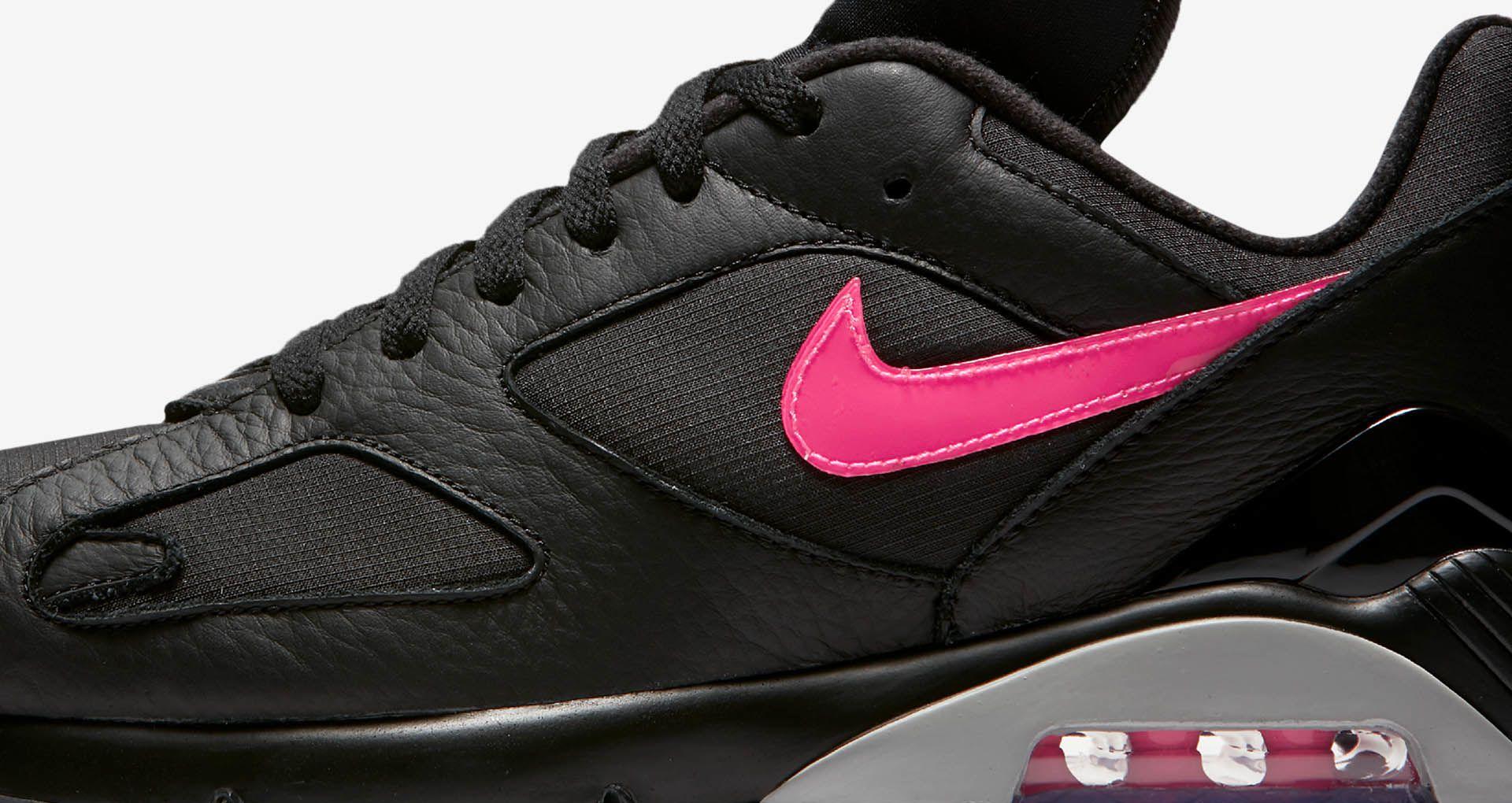 nike air max 180 schwarz pink