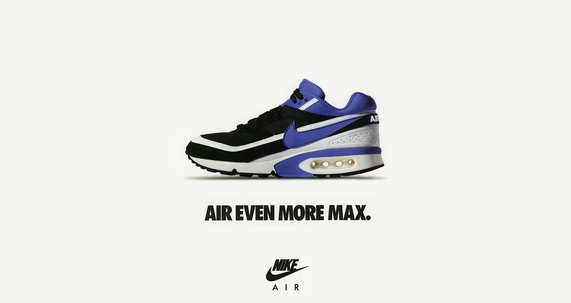 Nike Air Max 1 HvidBlåOrangeSort | unisport.dk