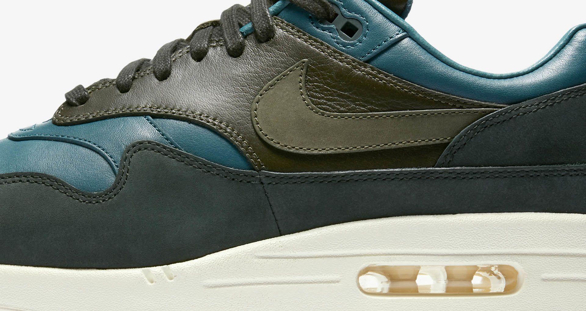 buy popular 3a30a 986ed NikeLab Air Max 1 Pinnacle Iced Jade