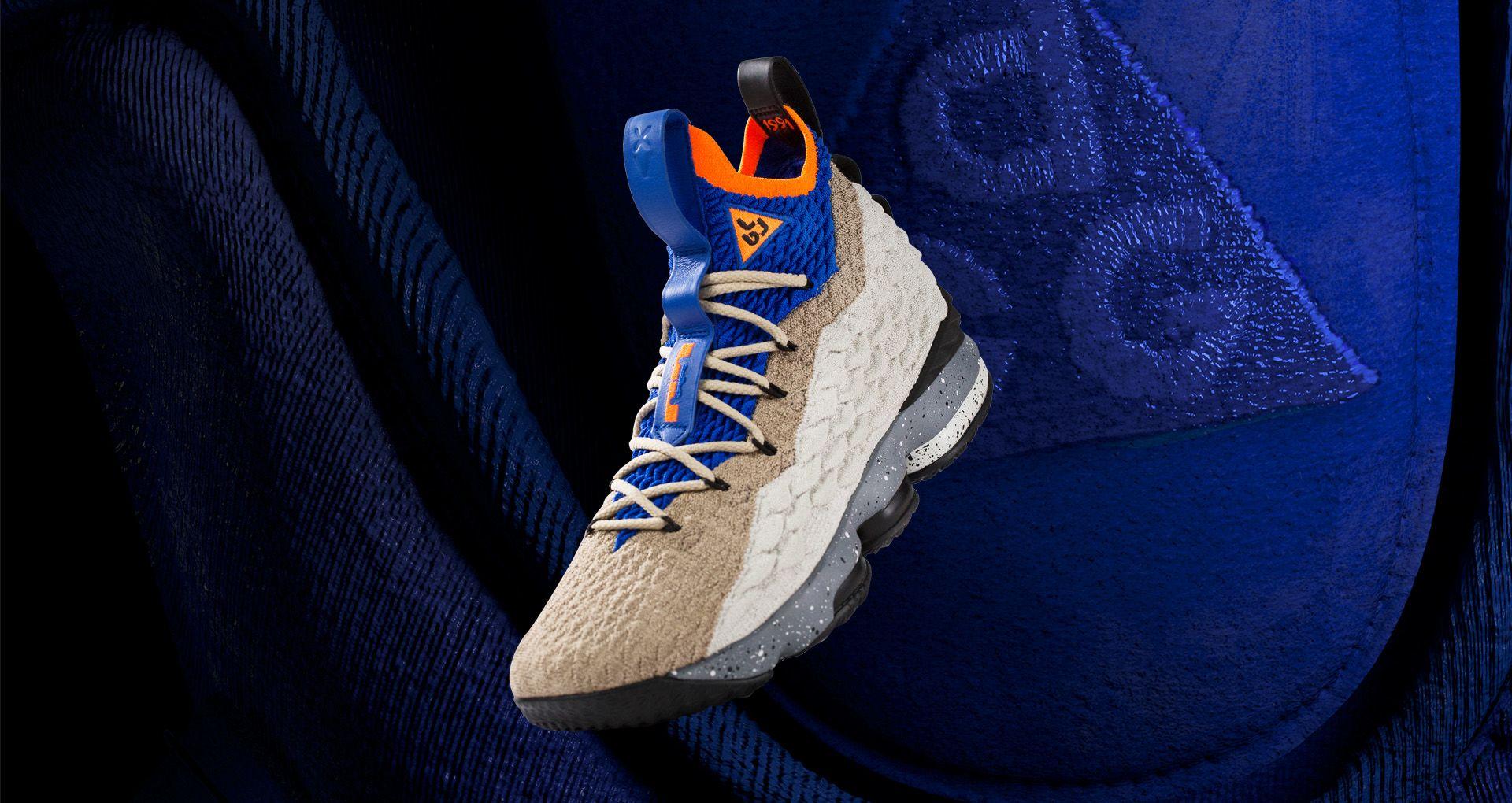 68e4f3435a6 Nike Lebron 15  Mowabb  Release Date. Nike+ SNKRS