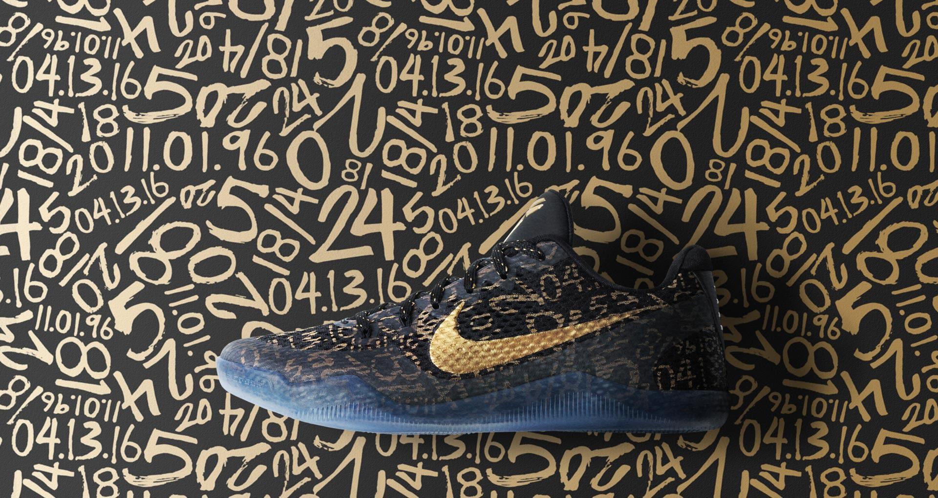 971ca1ff44a Nike Kobe 11  Mamba Day  iD Release Date. Nike+ SNKRS