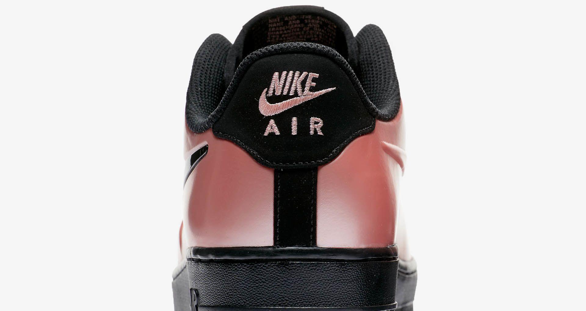 9cefa0e10990b Nike Air Force 1 Foamposite Pro Cup  Coral Stardust   Black  Release Date