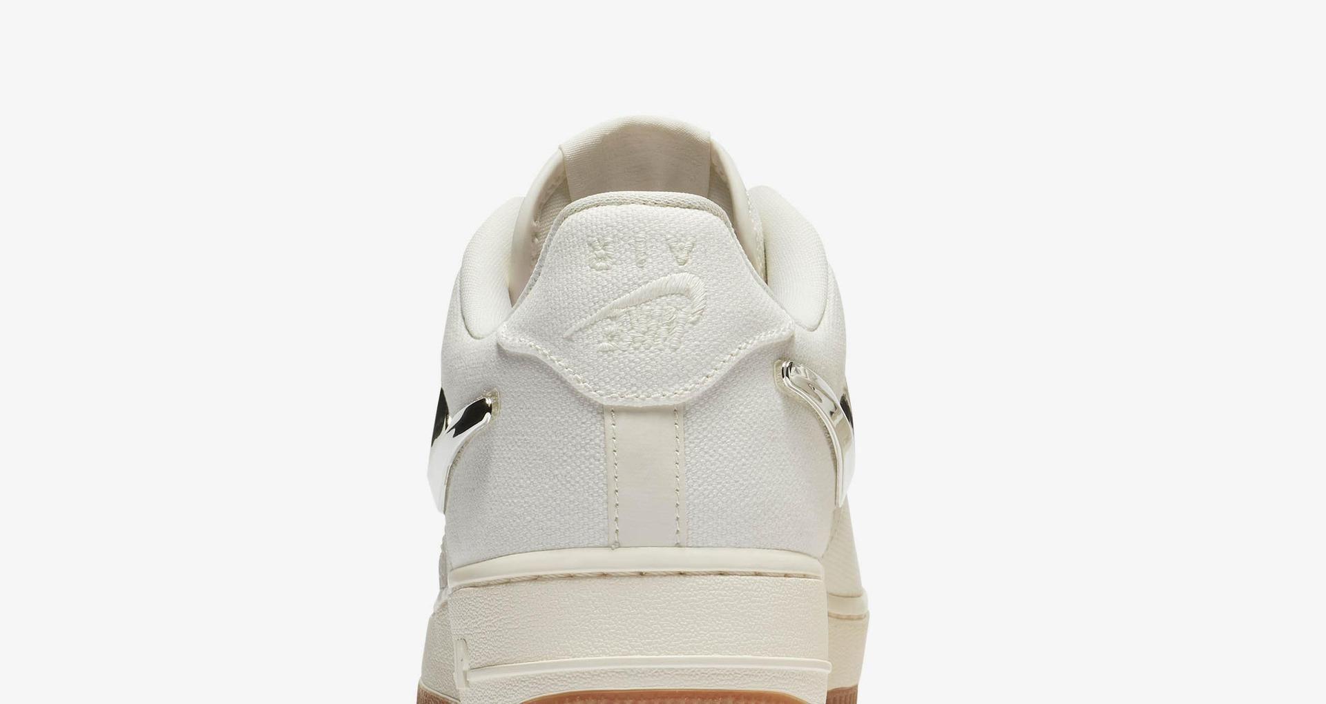 on sale 29b4b 2f2fe Nike Air Force 1 Low  Travis Scott  Release Date