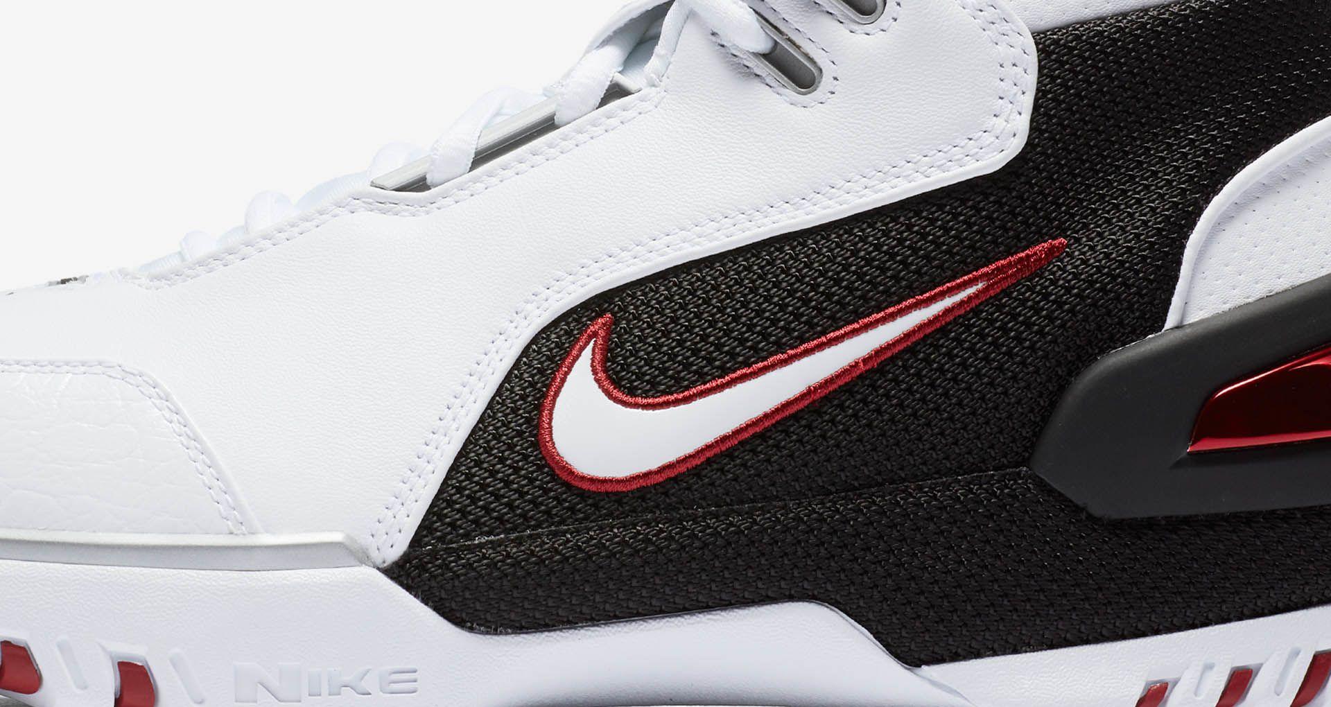 7a05de7b9d2e Nike Air Zoom Generation  White   Varsity Crimson   Black  Release Date