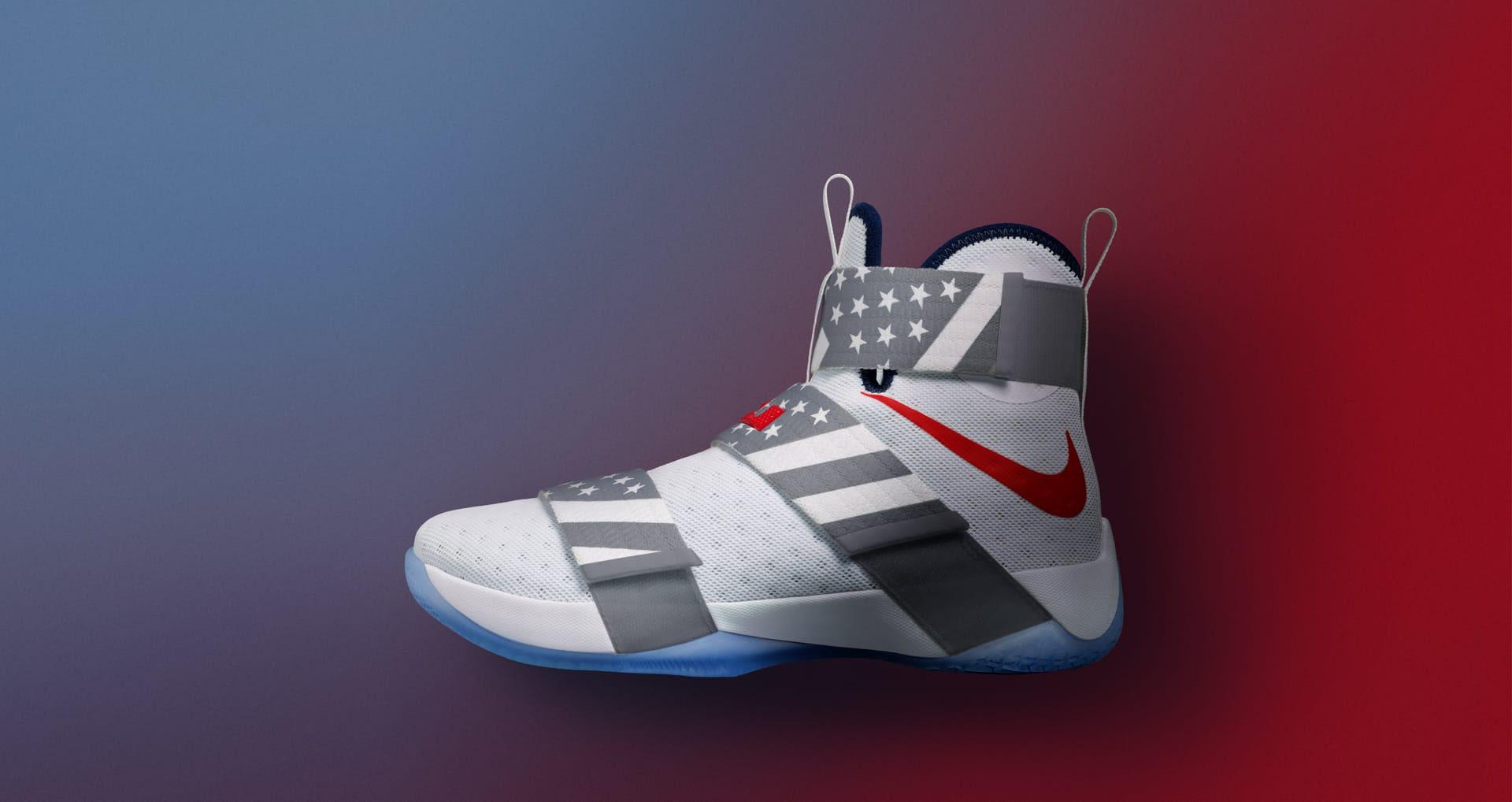 def81824172f1 Nike LeBron Zoom Soldier 10 ID  Unlimited Pride  Release Date. Nike ...