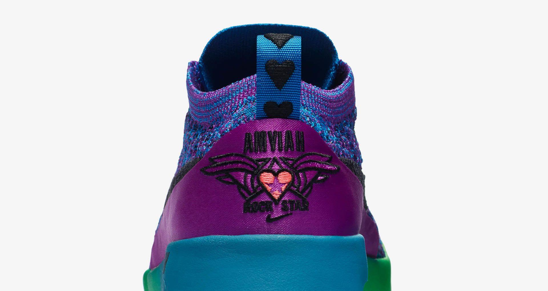 b82fcb7cac Women's Nike Air Max Thea Ultra Flyknit Doernbecher Freestyle 2017 'Vivid  Purple & Blue Orbit
