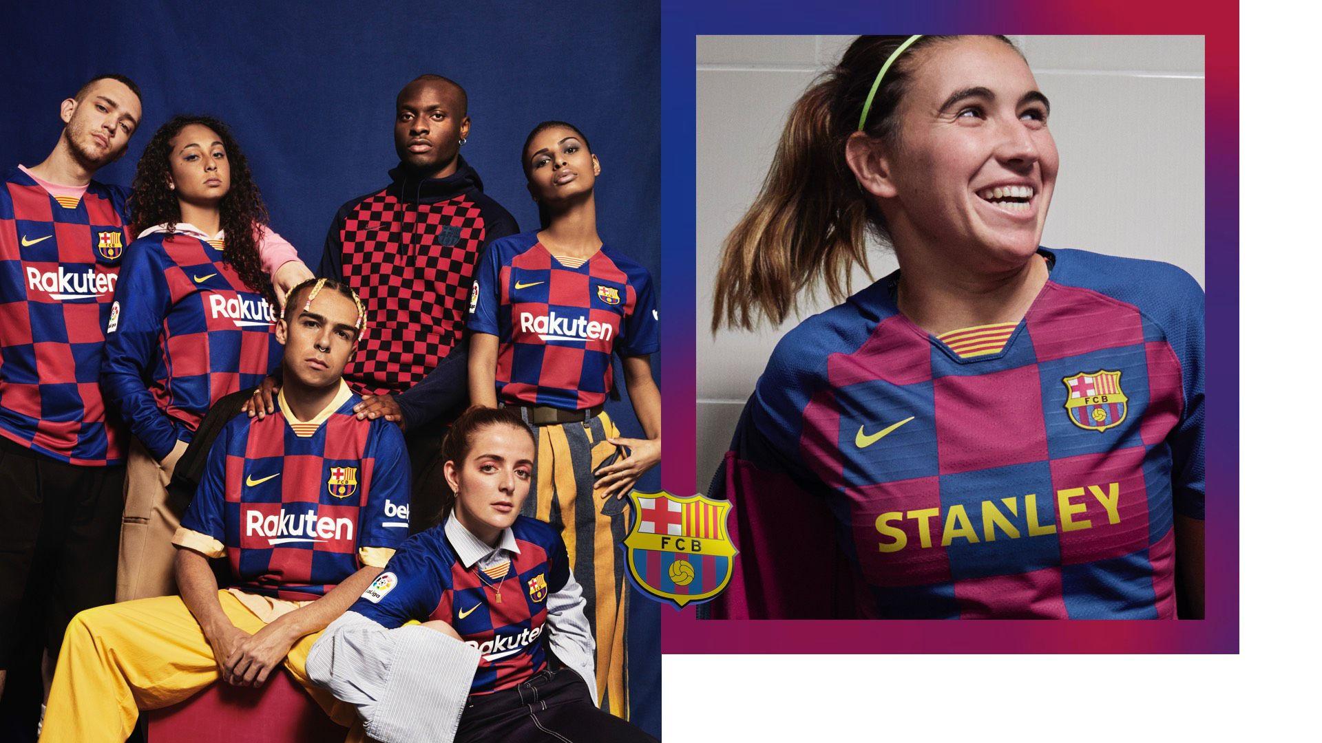 size 40 e37ef fede0 EMEA 2019/20 FC Barcelona Stadium Home Jersey. Nike.com