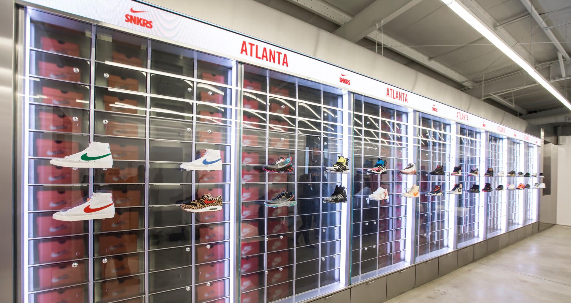 SNKRS Atlanta: Southern Sneaker Hospitality  Nike+ SNKRS