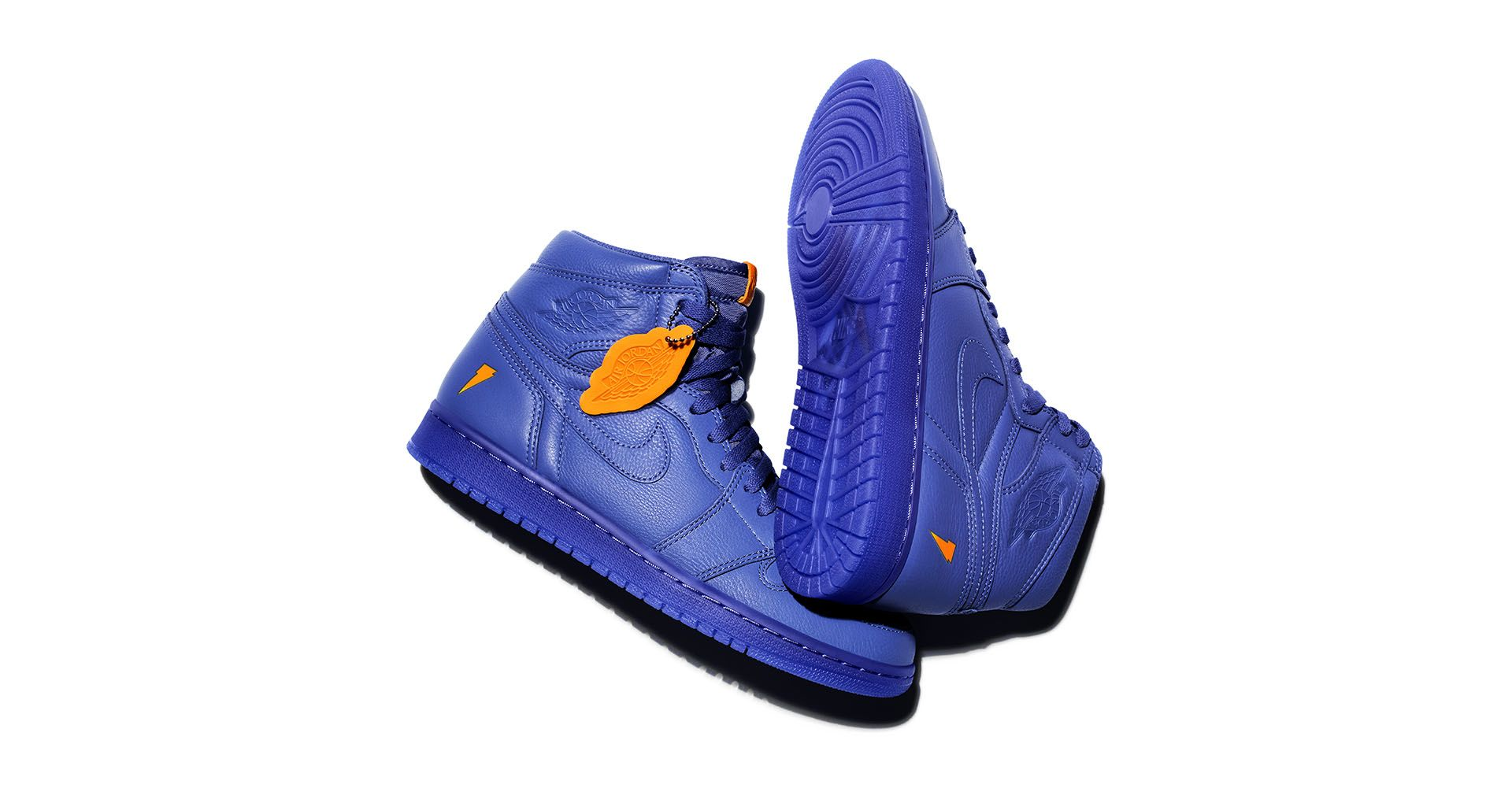 c3d4dbd5bd Air Jordan 1 High Gatorade 'Grape' Release Date. Nike⁠+ SNKRS