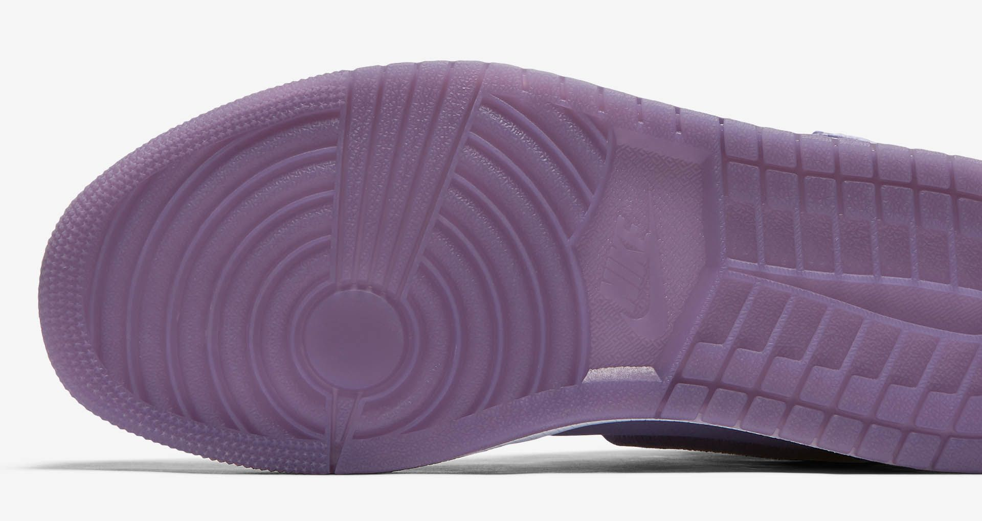 19931cc6570c3d Women s Air Jordan 1 Retro High  Purple Earth  Release Date. Nike+ ...