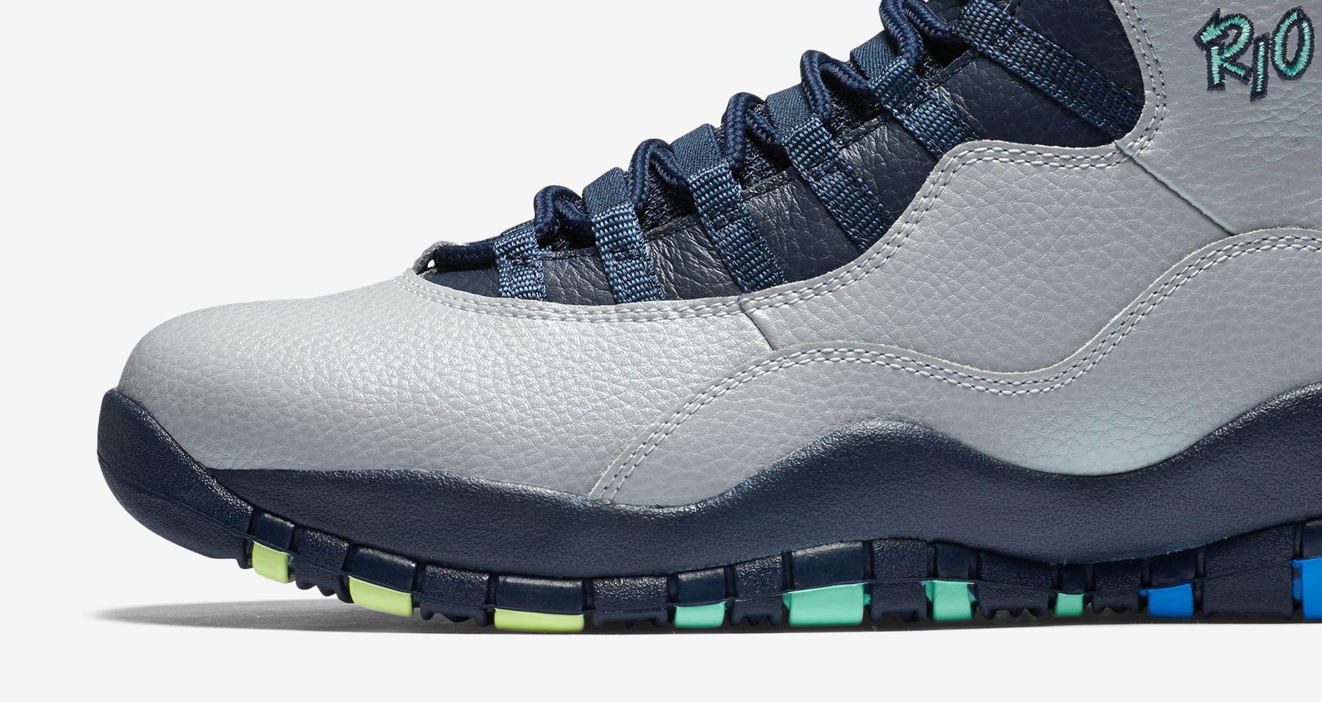 3db96d0a792 Air Jordan 10 Retro  Rio  Release Date. Nike+ SNKRS