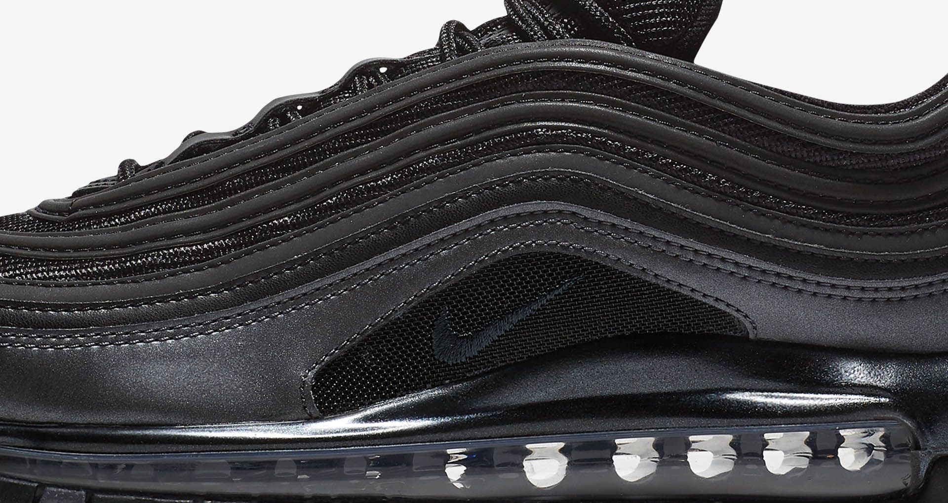 nike air max 97 nero and anthracite