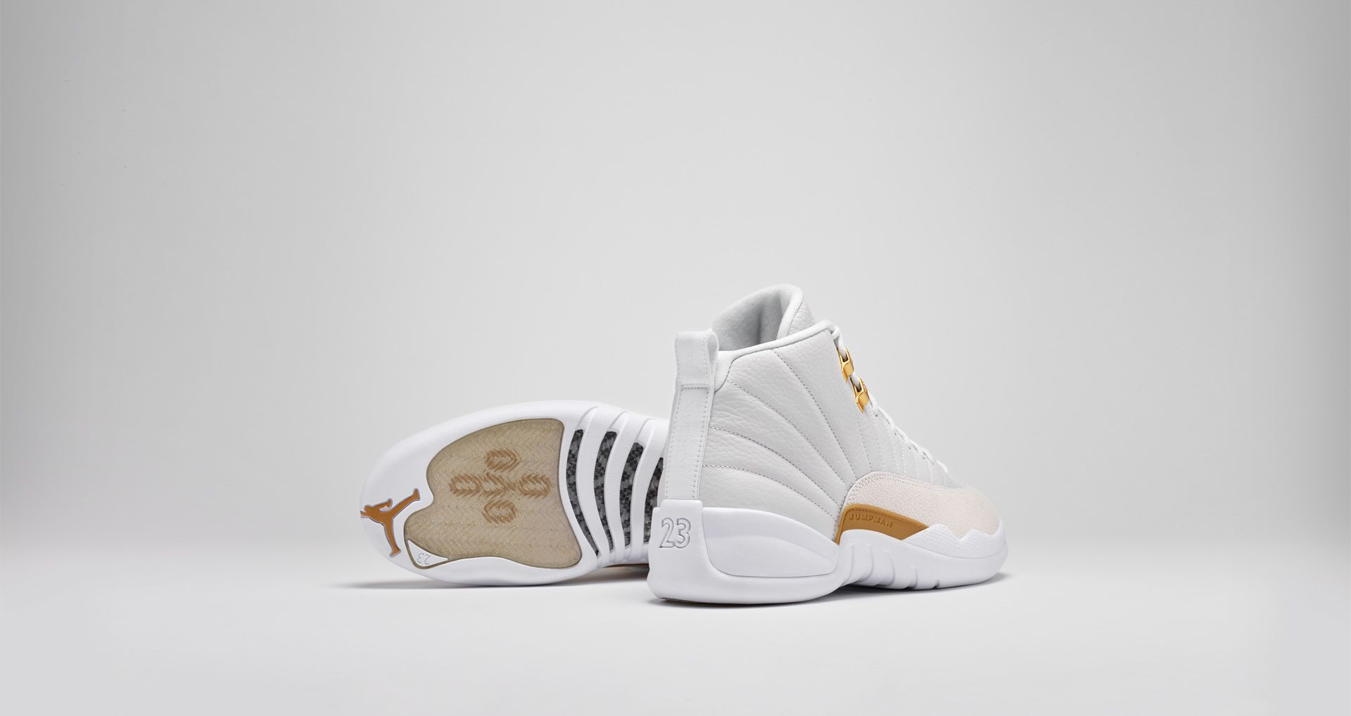 timeless design 1da99 e89b1 Upcoming · Shop all Nike Soccer. Air Jordan 12 OVO  White   Metallic Gold   ...