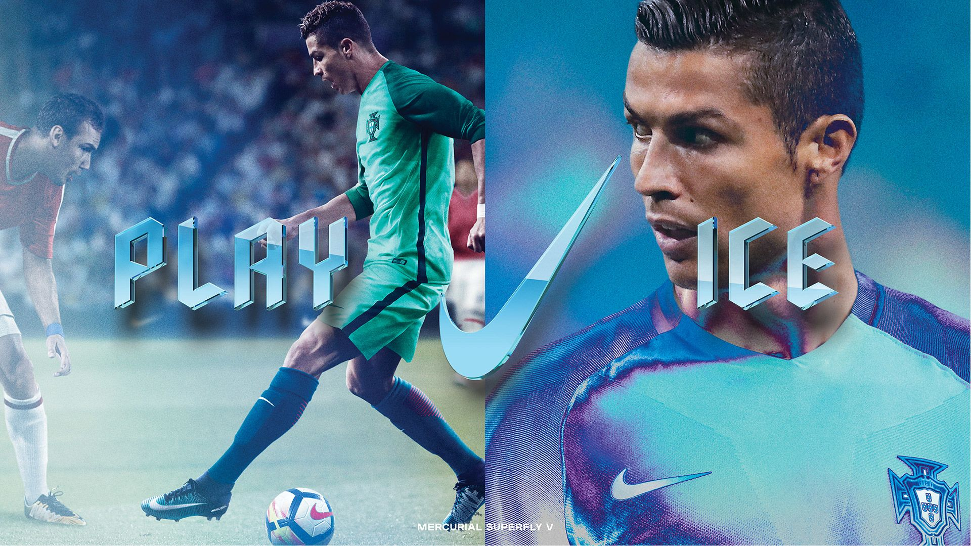 Nike Play Ice Mercurial Superfly 5