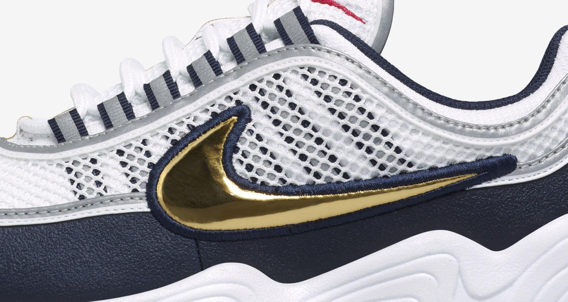 meilleure sélection c2d18 4d175 NikeLab Air Zoom Spiridon 'White & Gold' Release Date ...