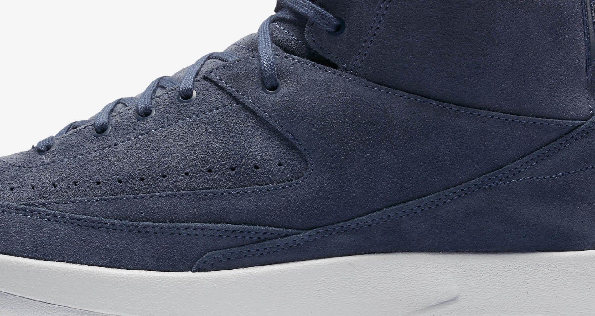 big sale 1a7f8 13766 Air Jordan 2 Retro Decon  Thunder Blue  Release Date