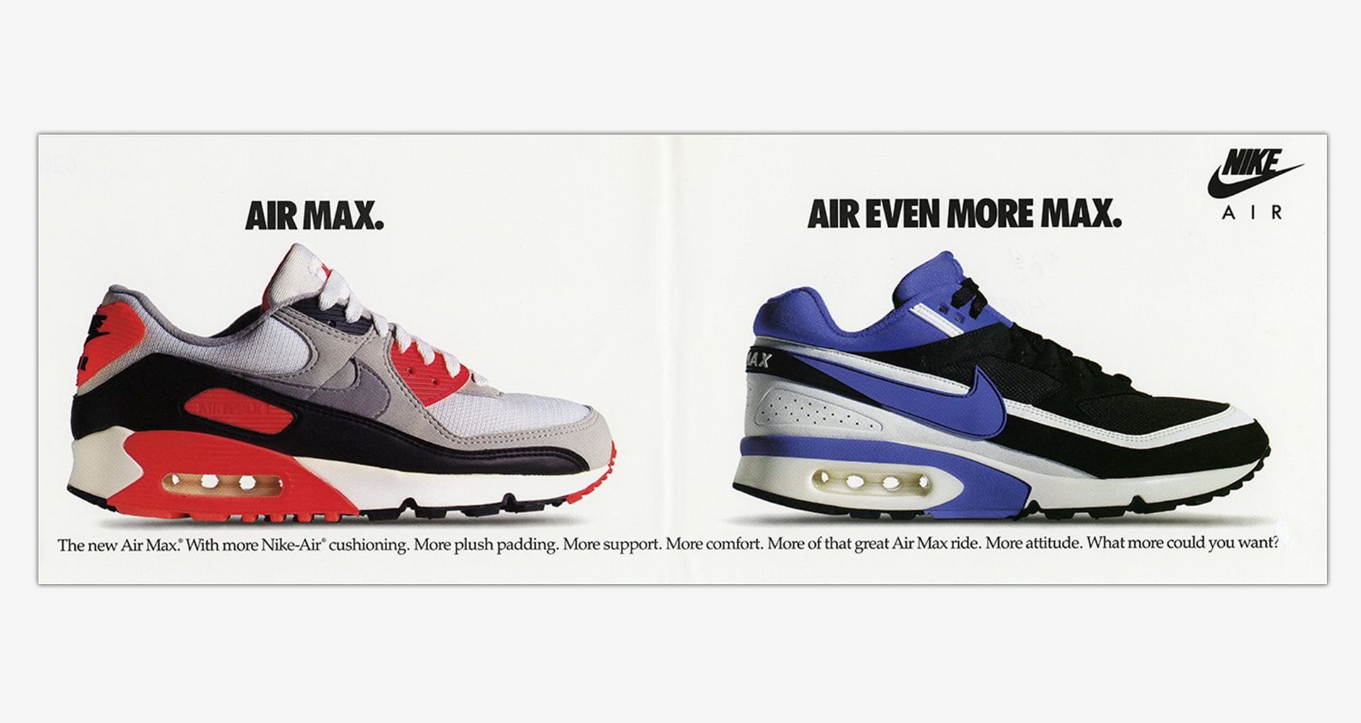 Inside the Vault: Nike Air Max BW 'Big Window'. Nike+ Launch GB