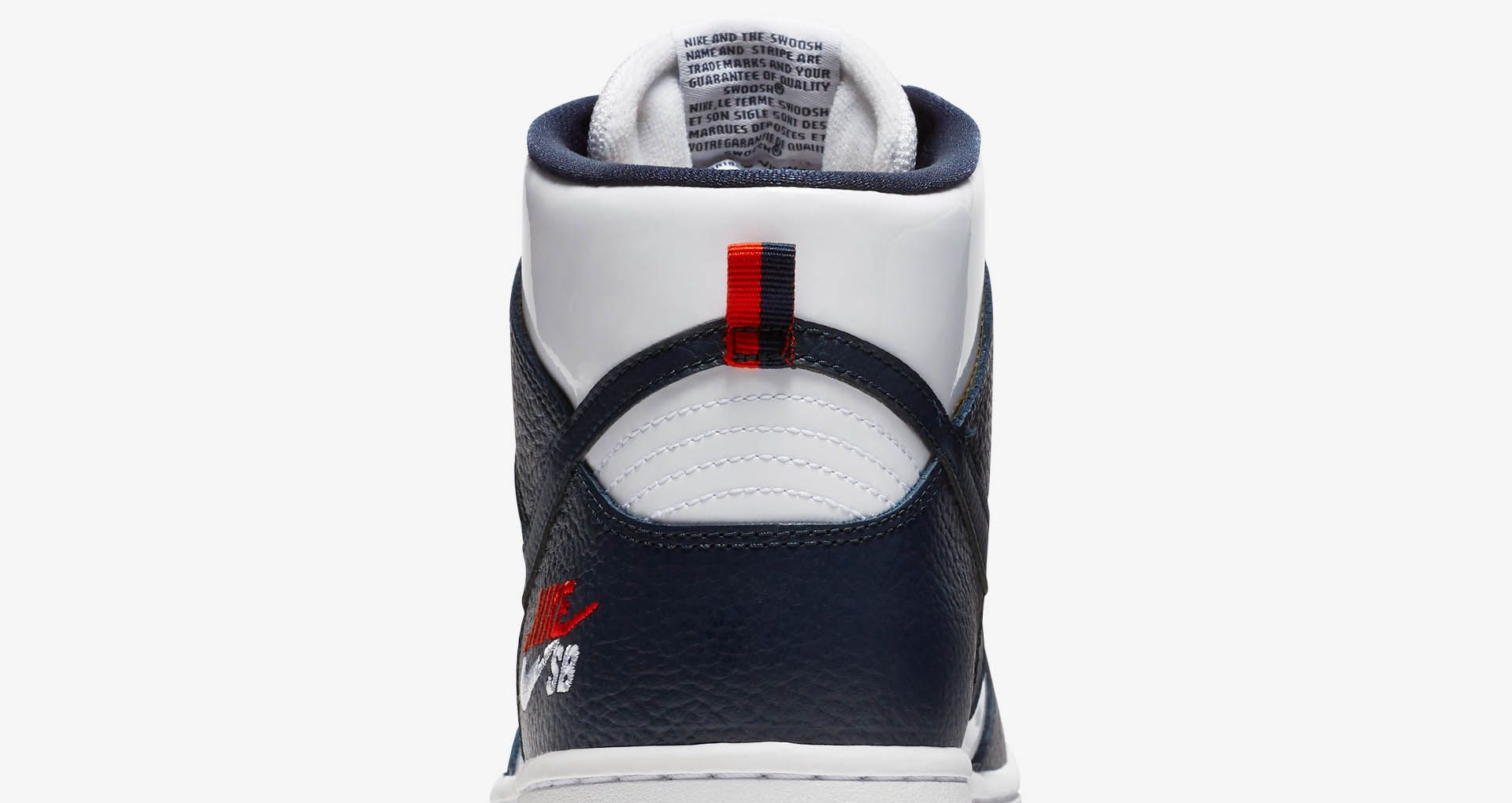wholesale dealer 2930f a0a25 Nike SB Dunk High Pro  Obsidian   White  Release Date