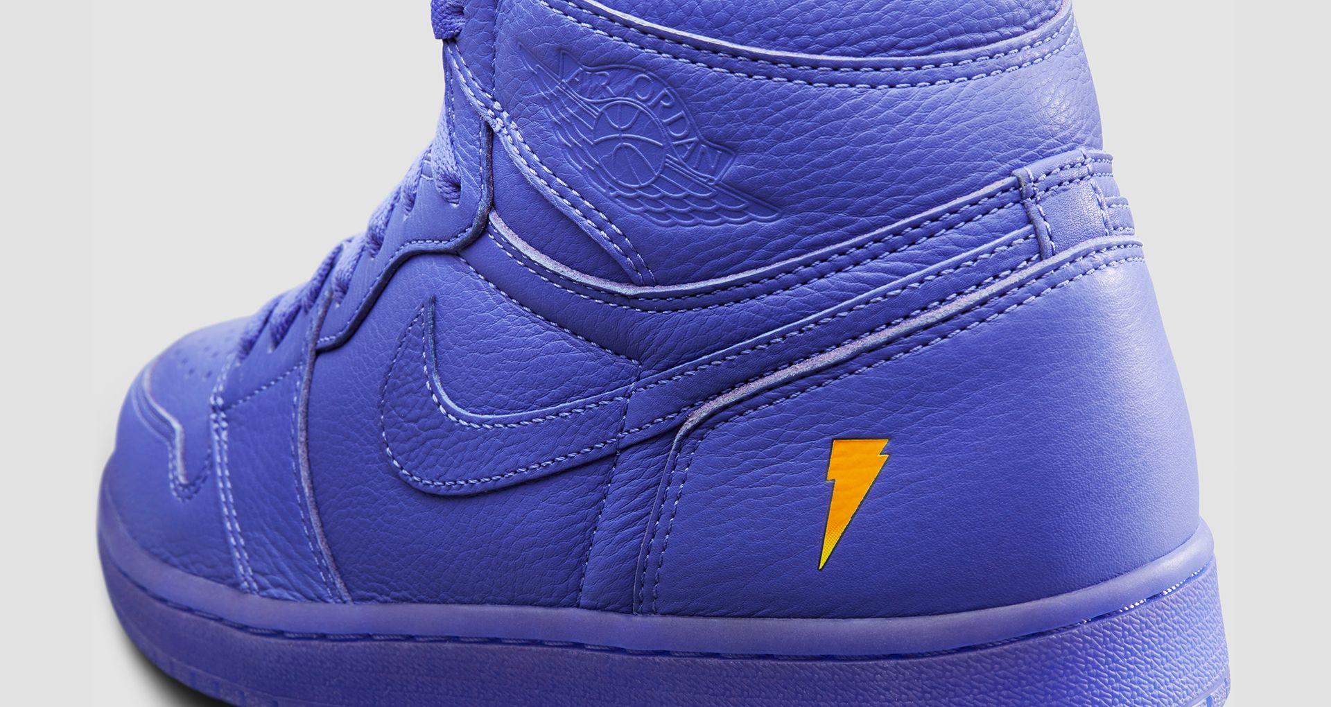 a9fc23af1b1c Behind The Design  Air Jordan 1 Gatorade  Grape . Nike+ SNKRS