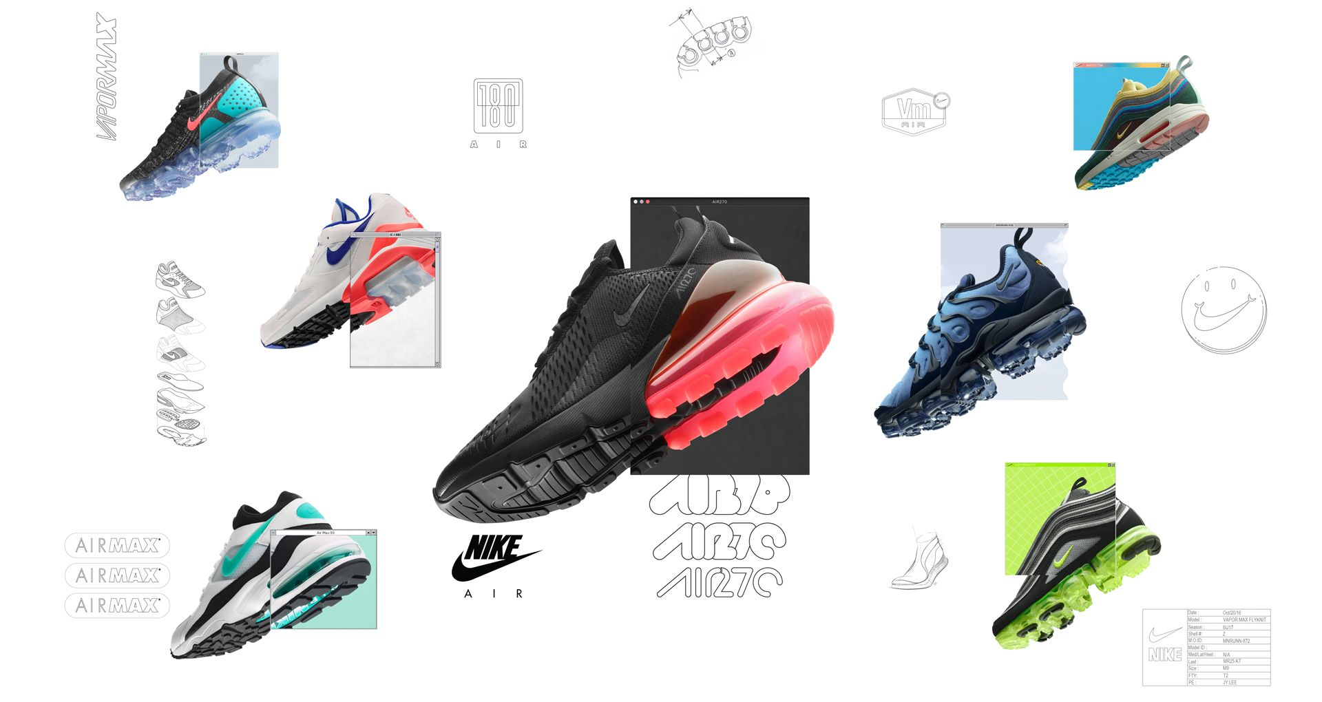 new york e2674 f89a4 Air Max Day Collection 2018. Nike+ Launch IT