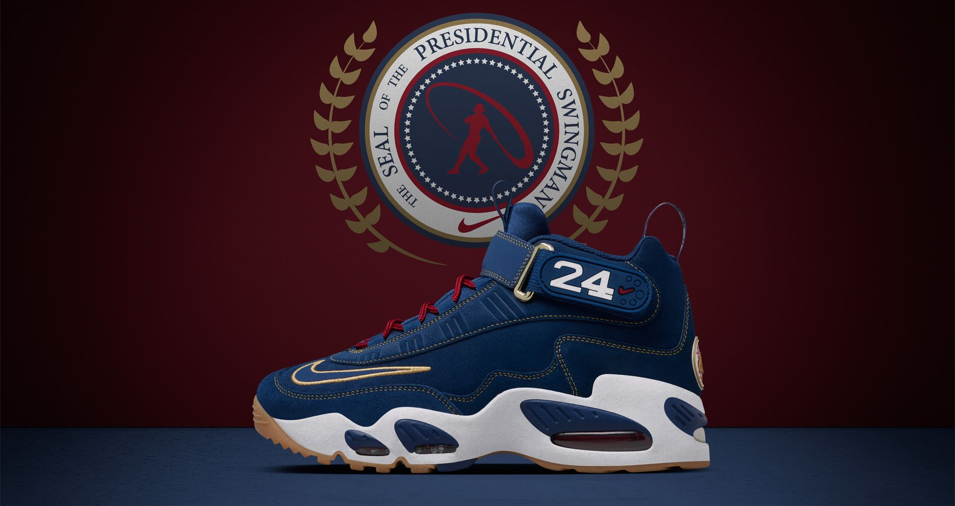 Nike Air Griffey Max 1 'The Kid' Release Date. Nike SNKRS