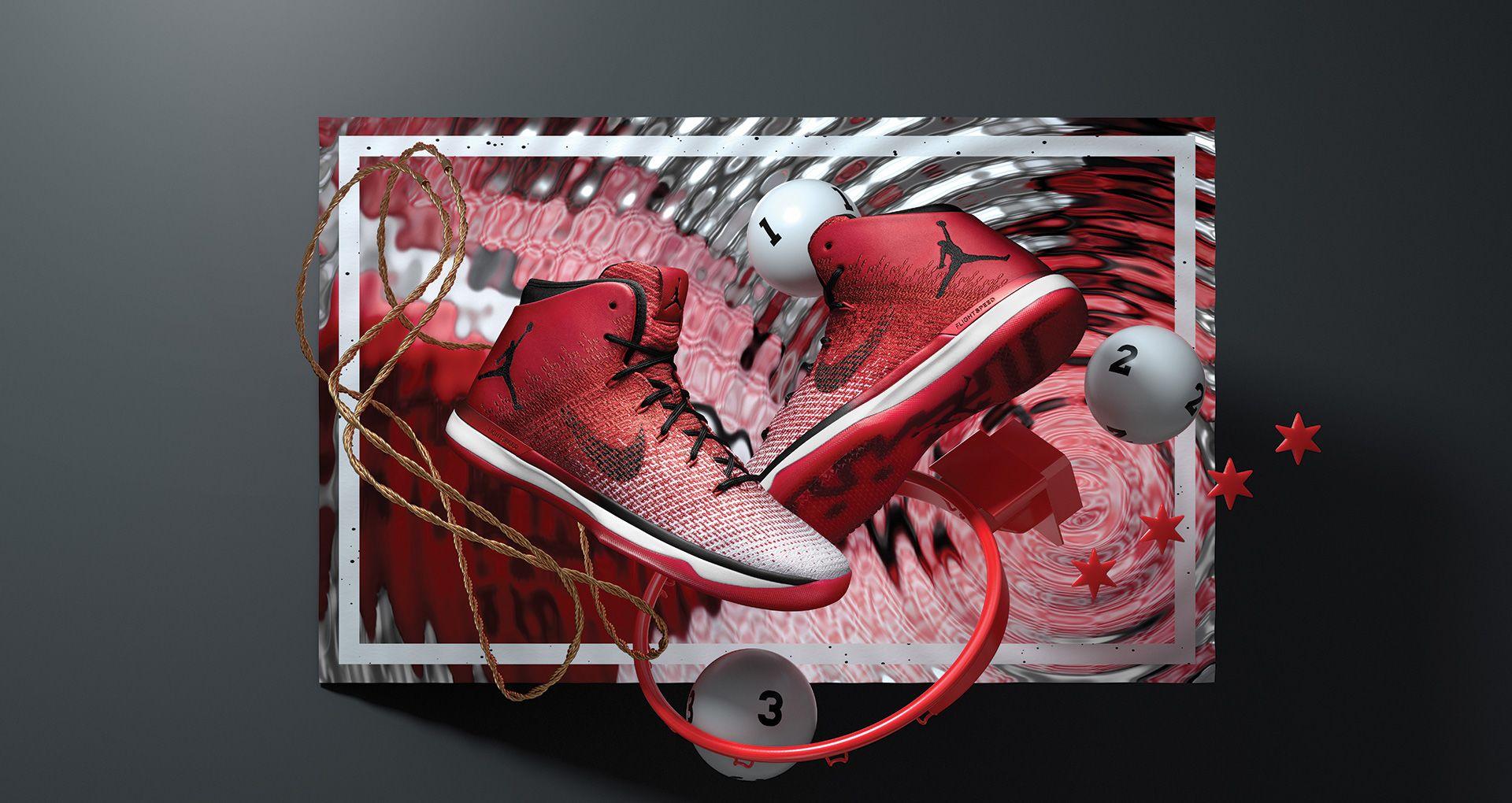 d17c6a4540d4 Air Jordan 31  Chicago  Release Date. Nike+ SNKRS