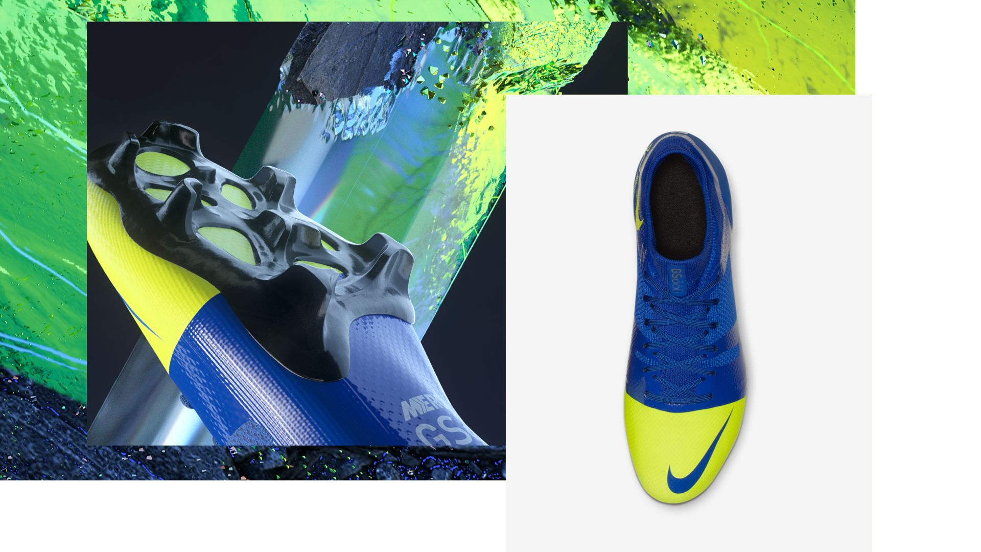 hot sale online 068d2 6516d Mercurial GS360 FG. Nike.com