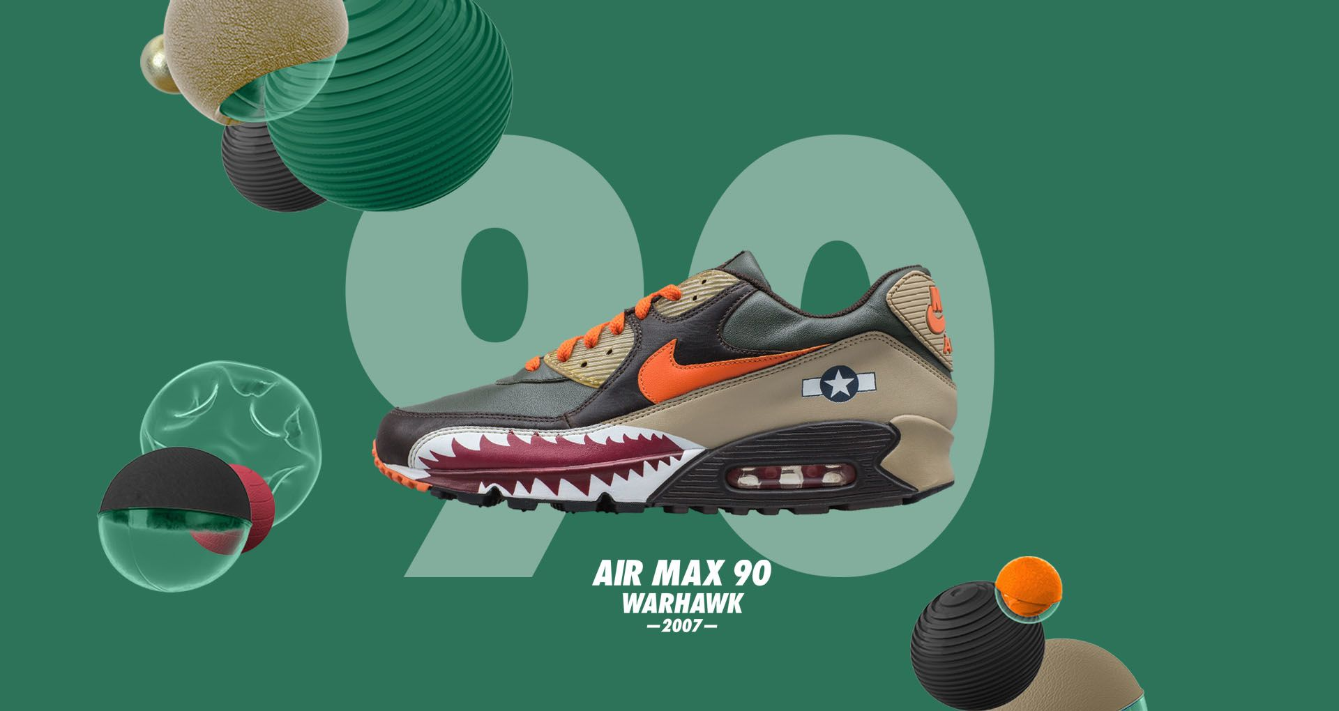 separation shoes 82d2c 6276f Nike Air Max Vote Back Winner