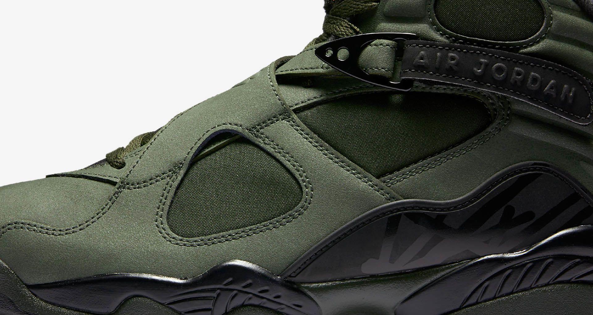 30f33fadc68f Air Jordan 8 Retro  Sequoia   Max Orange . Nike+ SNKRS