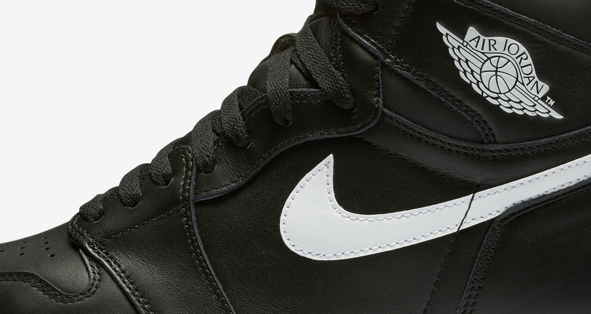 best authentic a2b9a f500c Air Jordan 1 Retro High OG 'Black & White' Release Date ...