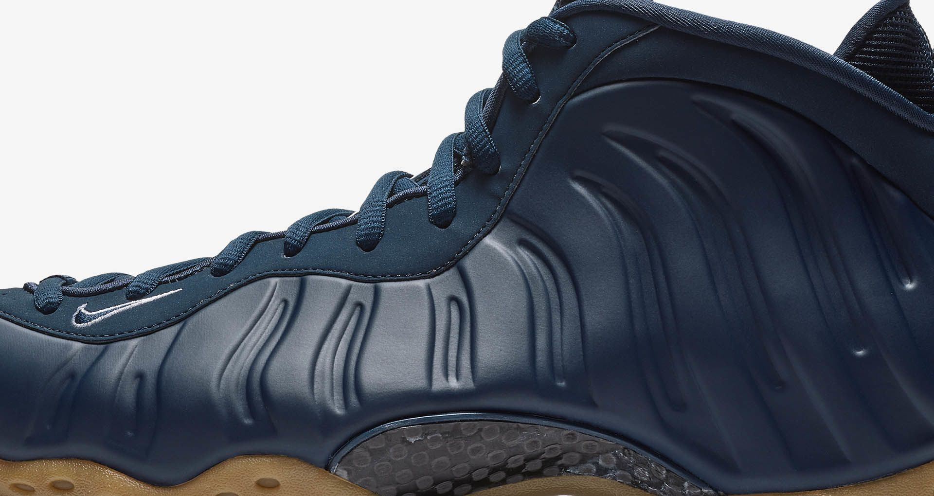 info for 074b2 7ccd4 Air Foamposite One 'Midnight Navy & Gum Light Brown' Release ...