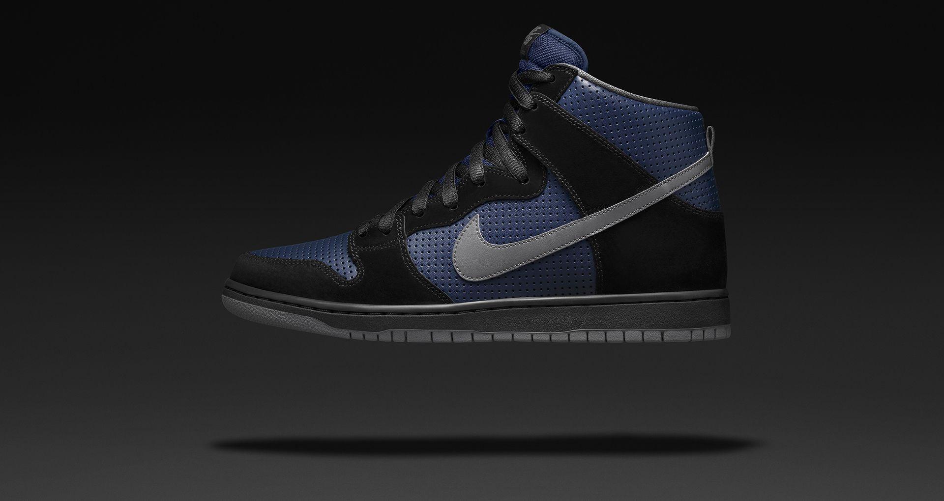 buy popular 39c2e 48d6c Nike SB Dunk Hi Pro 'Gino'. Nike+ SNKRS