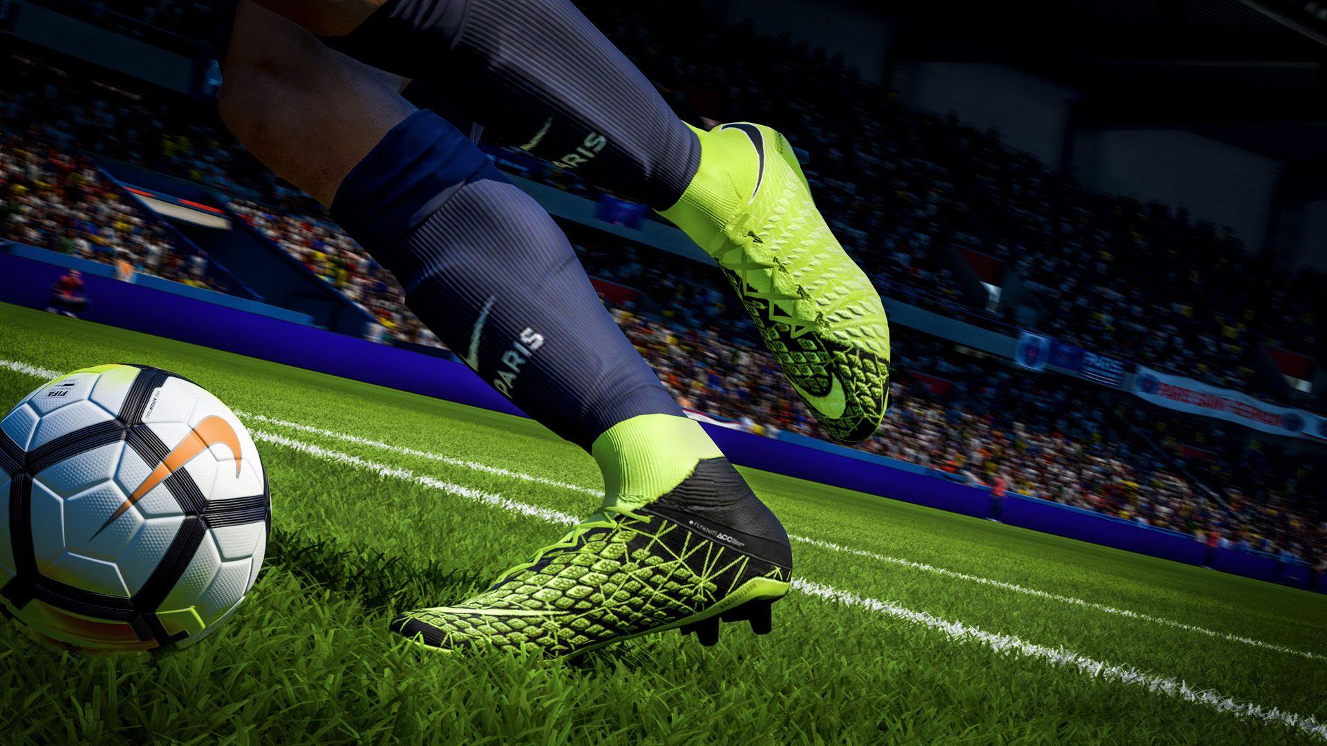 hot sale online 2fc4a 1596b Nike Hypervenom Phantom III DF FG 'EA SPORTS'. Nike.com AT