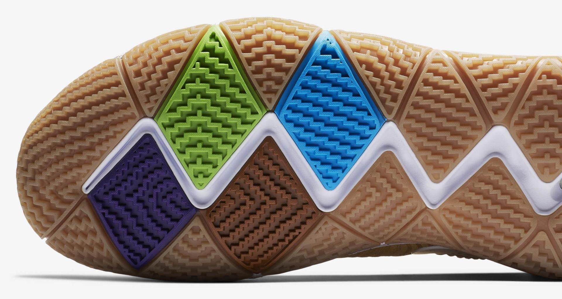watch 9c6bd 7f72f Nike Kyrie 4 'Cinnamon Toast Crunch' Release Date. Nike+ SNKRS
