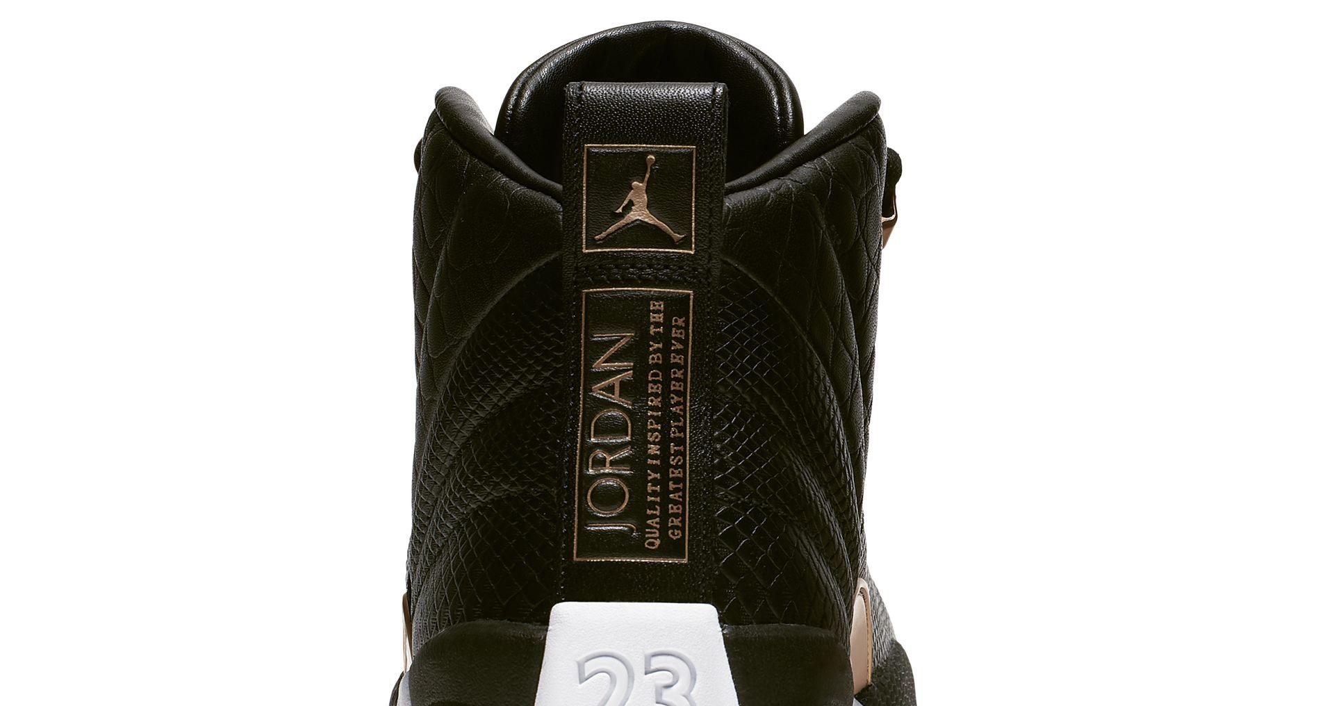 sports shoes 17066 3280d Women's Air Jordan 12 'Midnight Black' Release Date. Nike+ ...