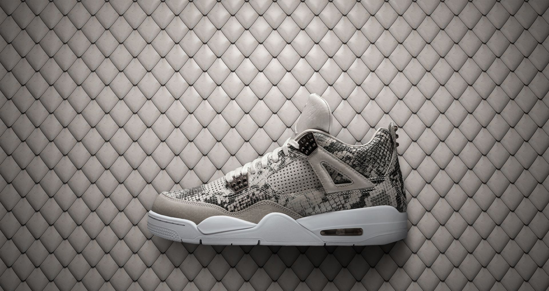 best service 0a96f fabe2 Air Jordan 4 Retro  Snakeskin  Release Date. Nike⁠+ SNKRS
