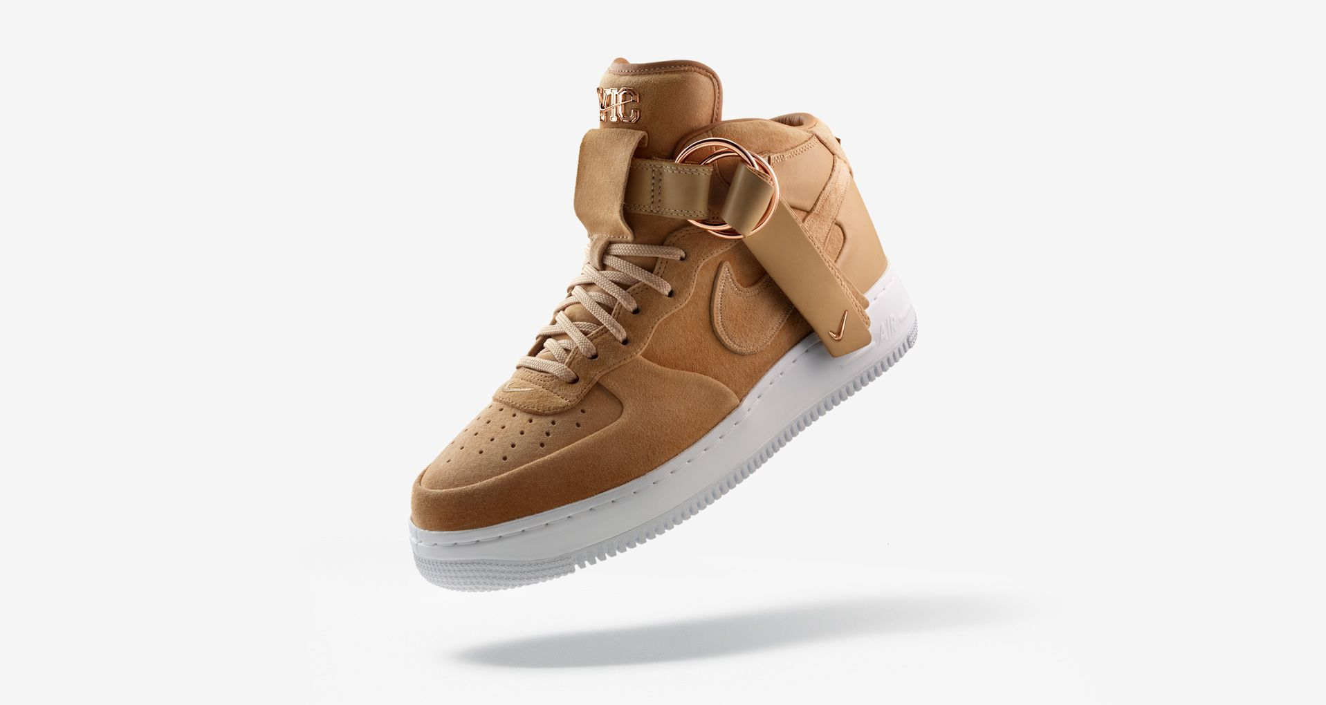 Now Available: V.Cruz x Nike Air Force 1 Mid