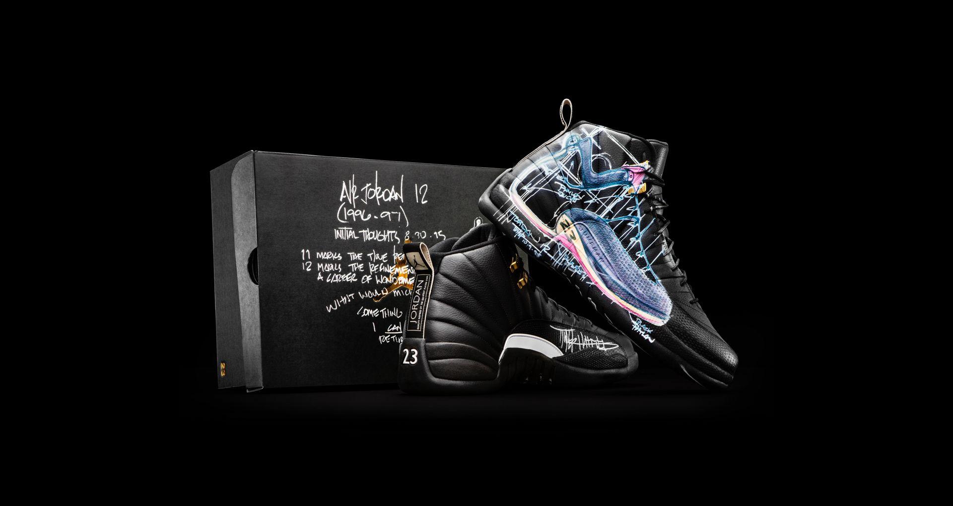 Air Jordan 12 Doernbecher 'Mark Smith' Auction  Nike+ SNKRS