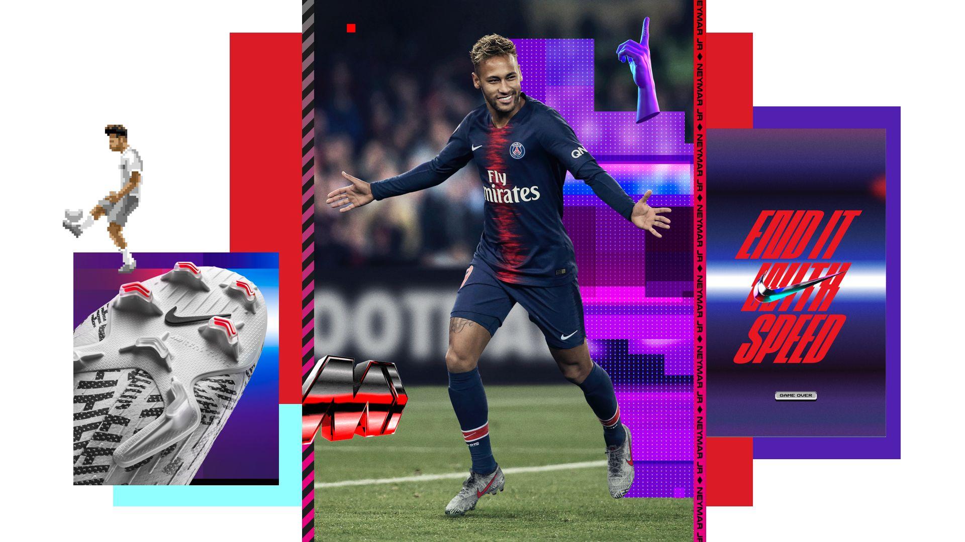 Kết quả hình ảnh cho neymar nike wallpaper silencio