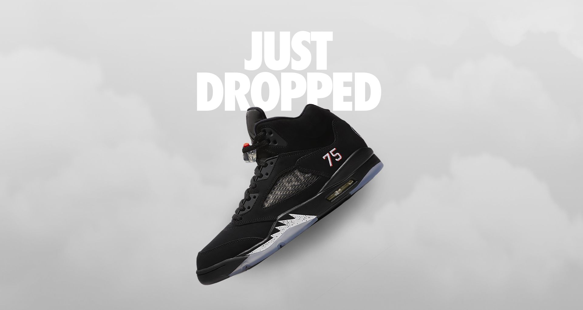 new product 77a75 e0121 Air Jordan 5 PSG ' Black & Challenge Red' Release Date ...