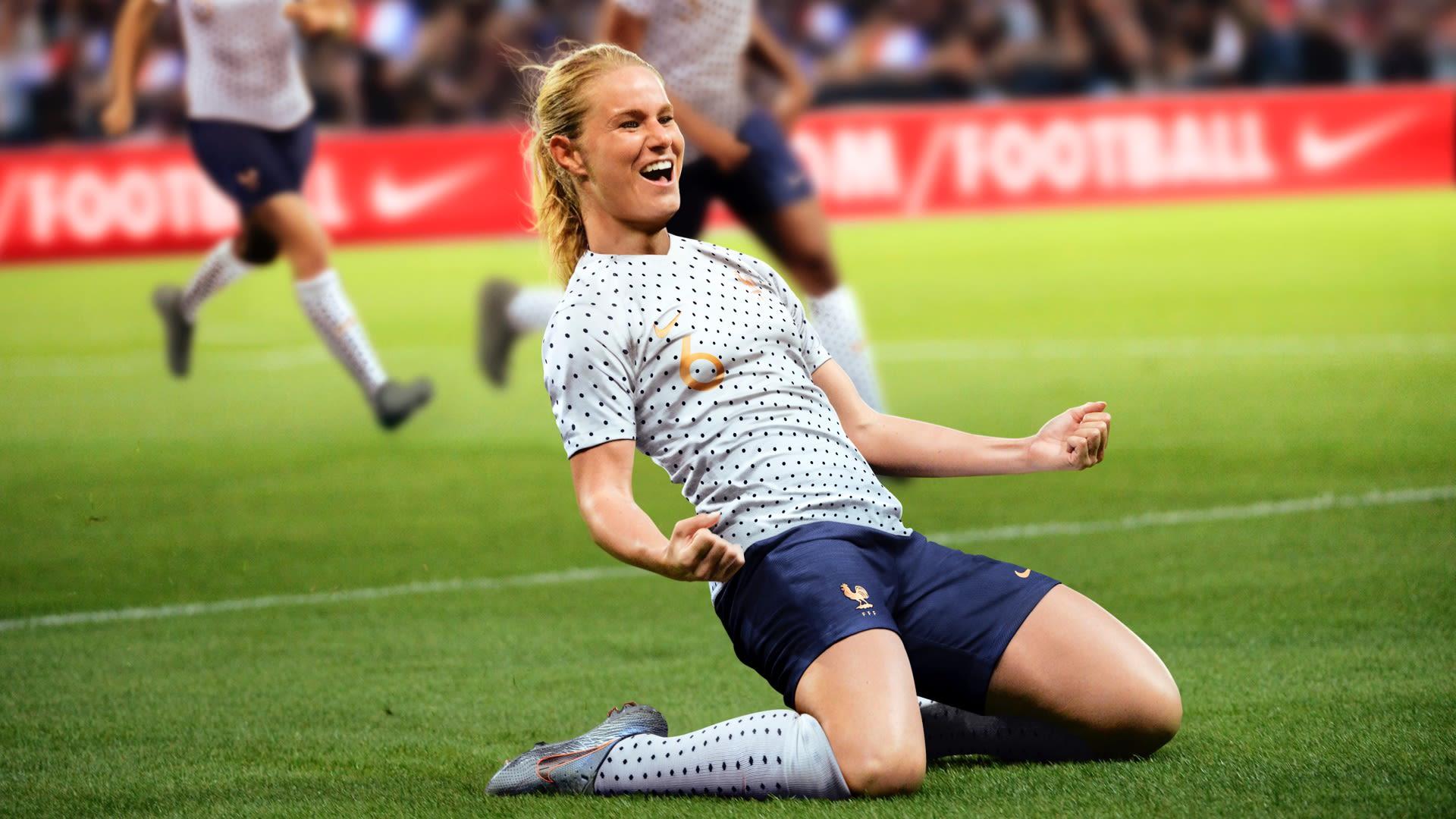 ผลการค้นหารูปภาพสำหรับ france women's national football team