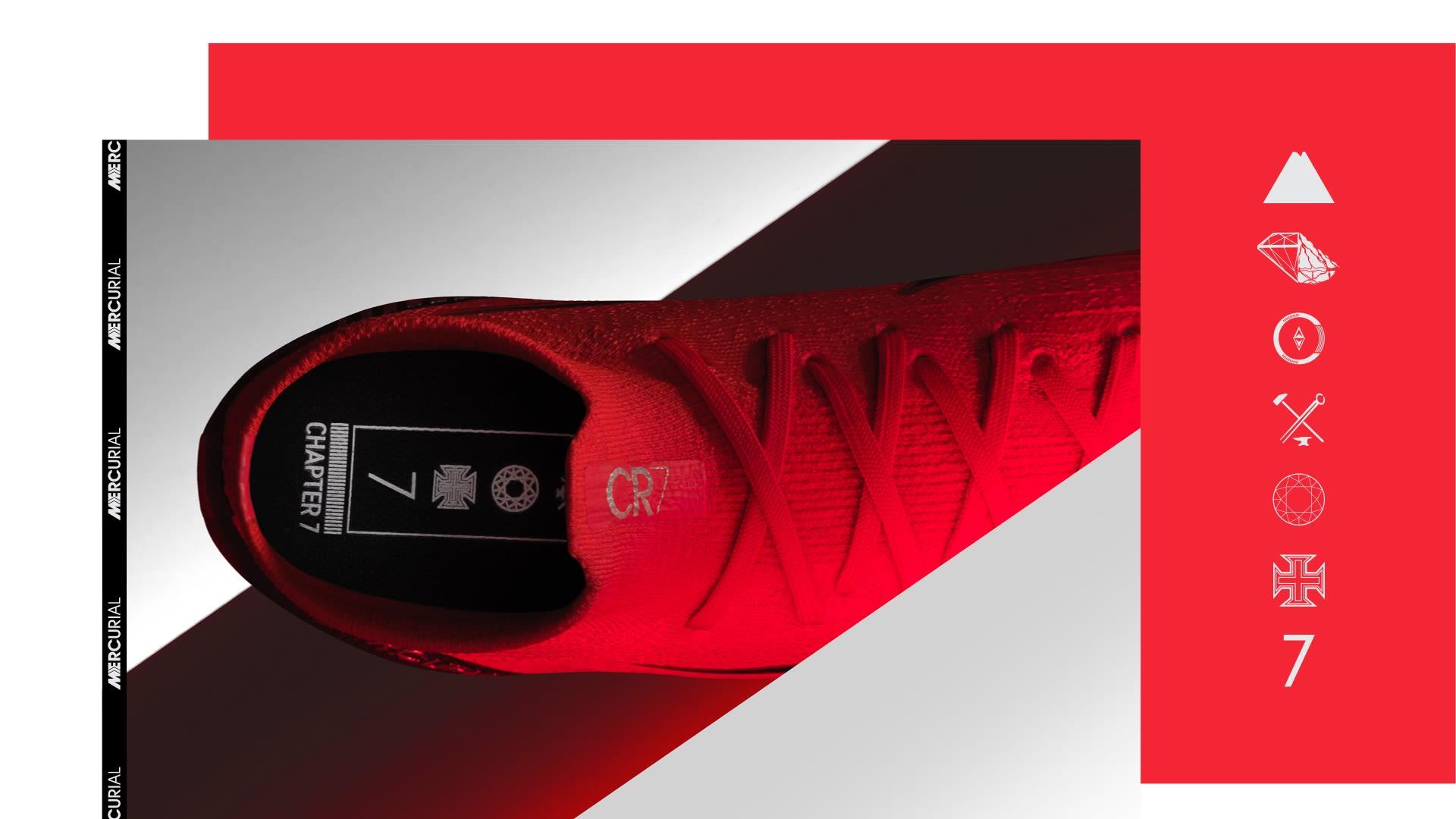 Chapter 7 Mercurial Superfly 360 Elite CR7 FG. Nike.com ES bd6b70c05d59b
