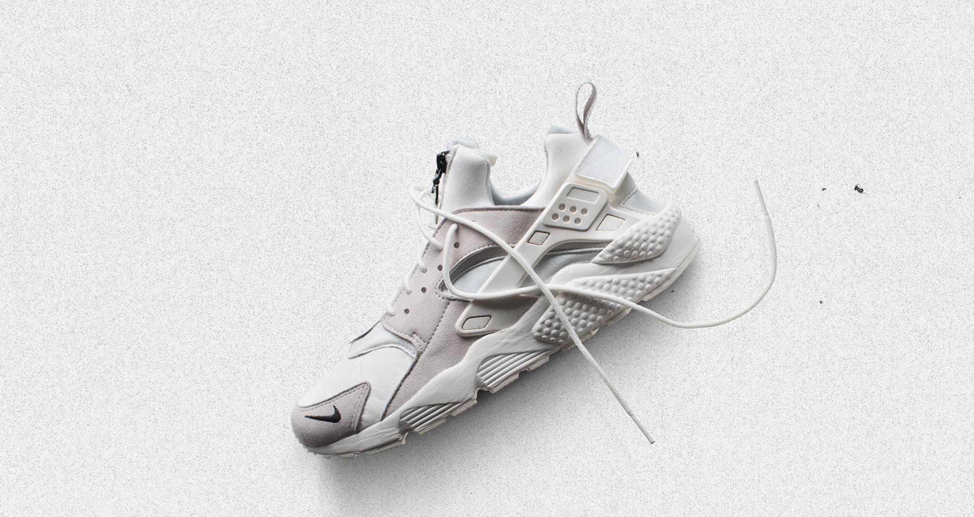 newest e4728 6adf0 Nike Air Huarache All Star 2018 'Vast Grey & White' Release ...