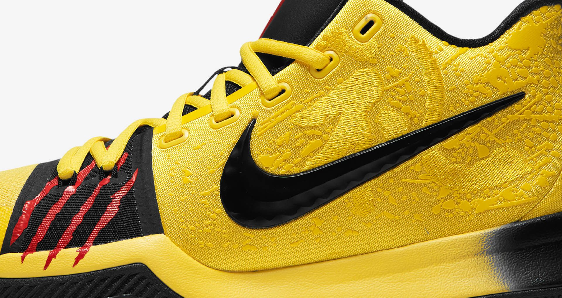 low priced 7c3d6 a14a0 Nike Kyrie 3 'Mamba Mentality'. Nike⁠+ SNKRS